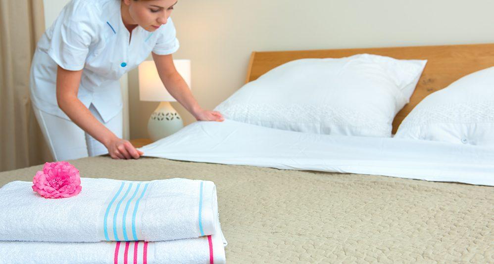 Ménage blanchisserie